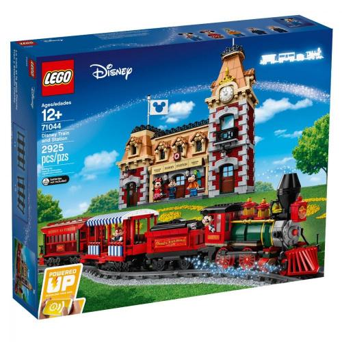 LEGO® 71044 Disney Train and Station 迪士尼火車與火車站