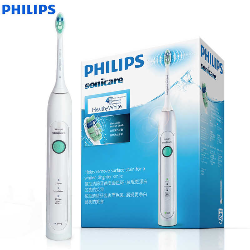 Philips 飛利浦Sonicare HealthyWhite 聲波震動牙刷HX6730/02