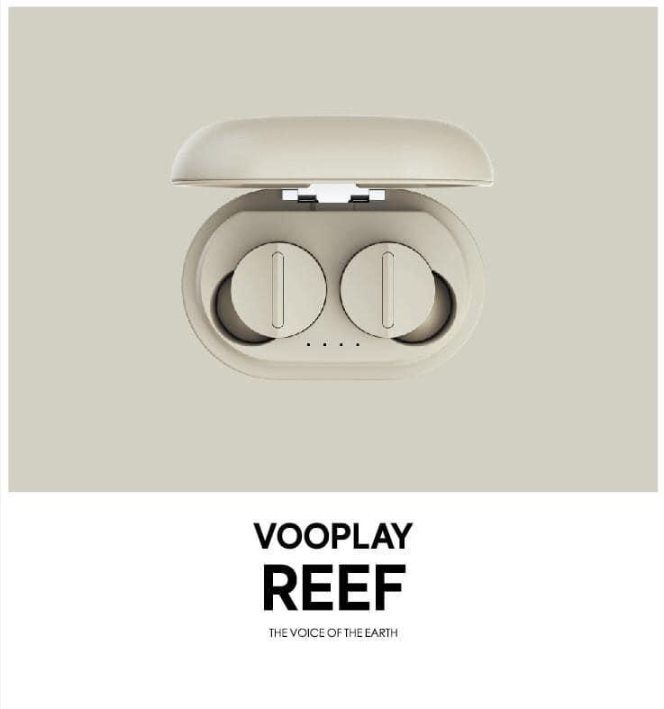 Sabbat Vooplay 半入耳式真無線音樂藍牙耳機