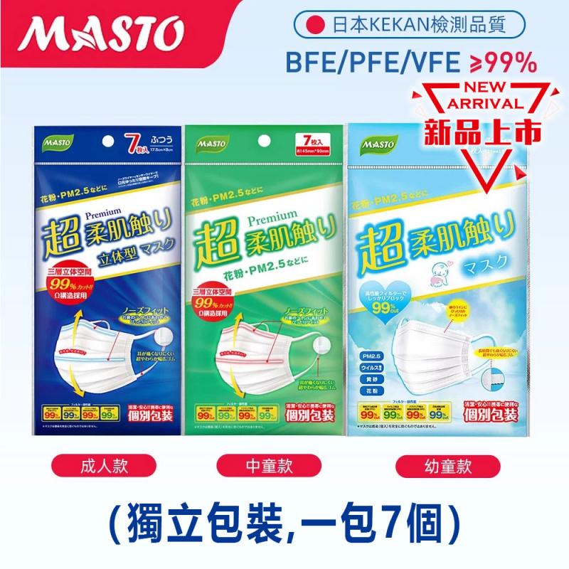 日本品牌MASTO (7個)