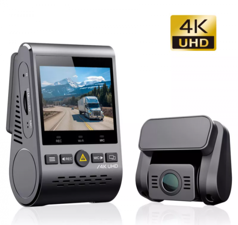 VIOFO Duo Ultra 4K 雙鏡頭行車記錄器 A129 Pro