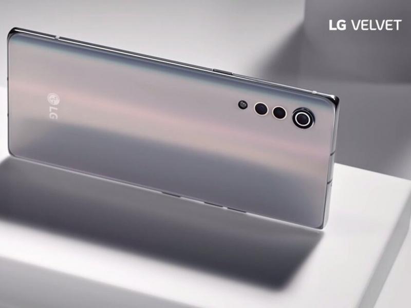 5G 獨家搶先現貨Fans優先體驗 LG Velvet 全新全套 $3499 😍