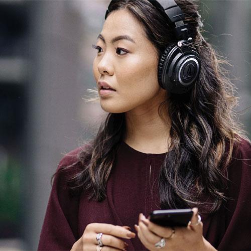 Audio-Technica ATH-M50xBT 無線藍牙耳筒