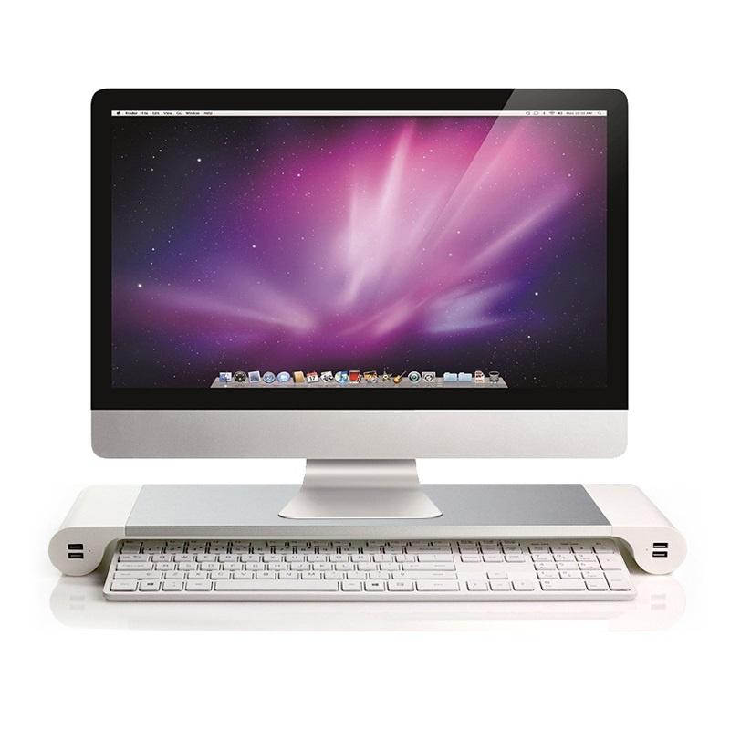 鋁合金iMac 電腦 LCD USB 加高台