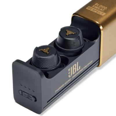 JBL UA Flash 真無線運動耳機 Project Rock 特別版