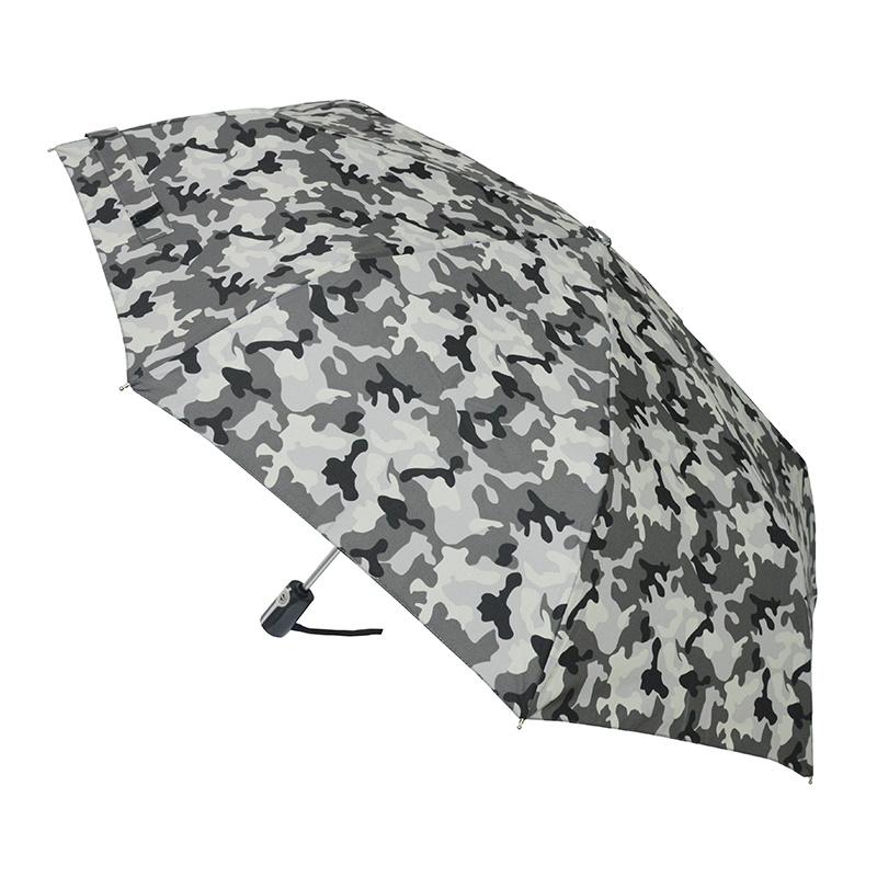 F-Seasons超潑水自動傘 (迷彩) 8骨超大尺寸