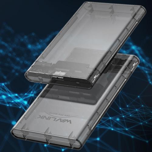 WAVLINK USB 3.0 SATA 移動硬盤盒 (2.5' HDD SSD) [WL-ST239]
