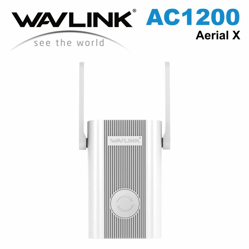 Wavlink Aerial X AC1200 雙頻Wi-Fi範圍擴展器 [WL-WN575A4]