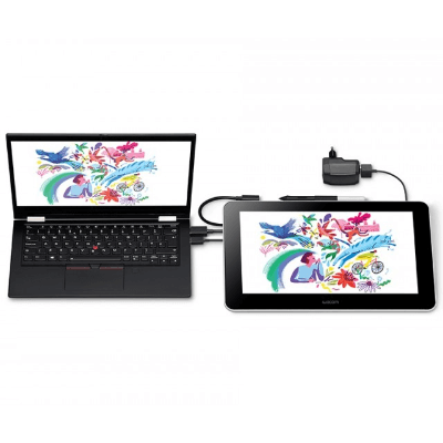 Wacom One Creative Pen Display 入門級繪圖顯示屏 DTC-133W