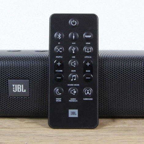 JBL - BAR Studio 2.0 NOIR Soundbar 藍牙無線喇叭