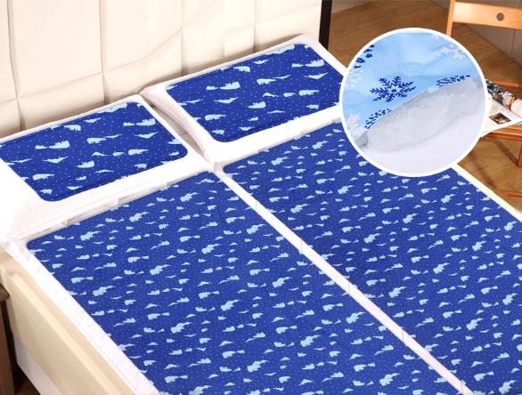 冰涼軟冰凝膠款墊 (50×150cm)