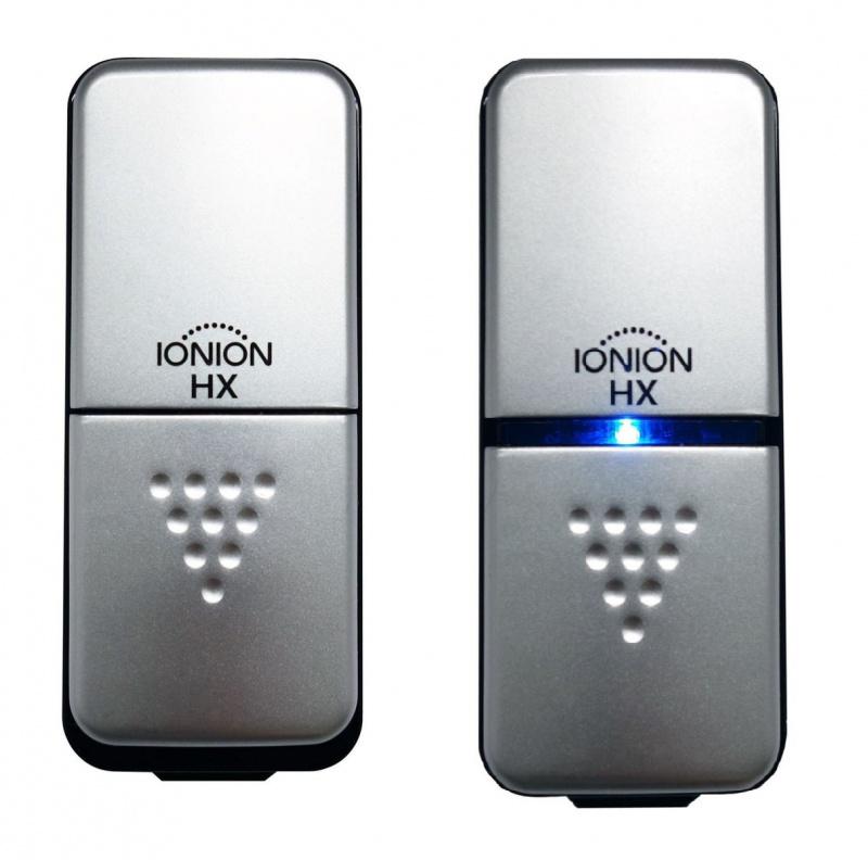 IONION HX 超輕量隨身空氣清新機 (2020版本)