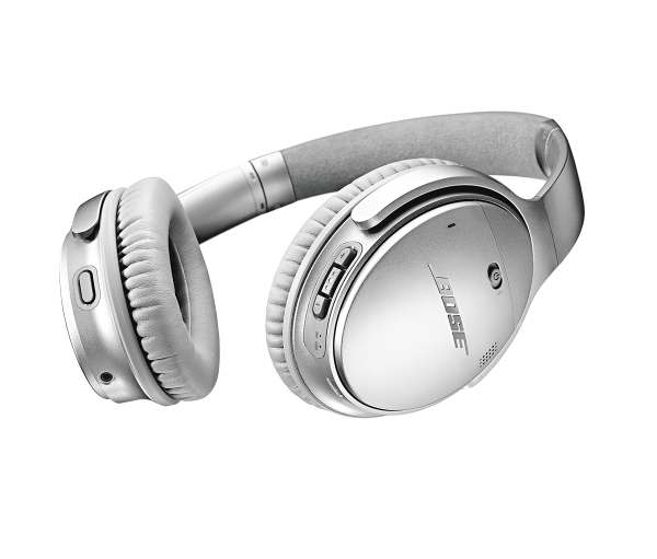 Bose QuietComfort 35 II 無線消噪耳機 [銀色]