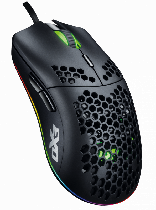 Nordic - EXO RIFTER ultralight 69G Precision gaming mouse RGB 電競鼠標