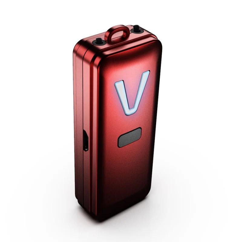 [香港行貨]【除菌消毒】V-ionie 便攜式負離子空氣清新機 [3色選擇]