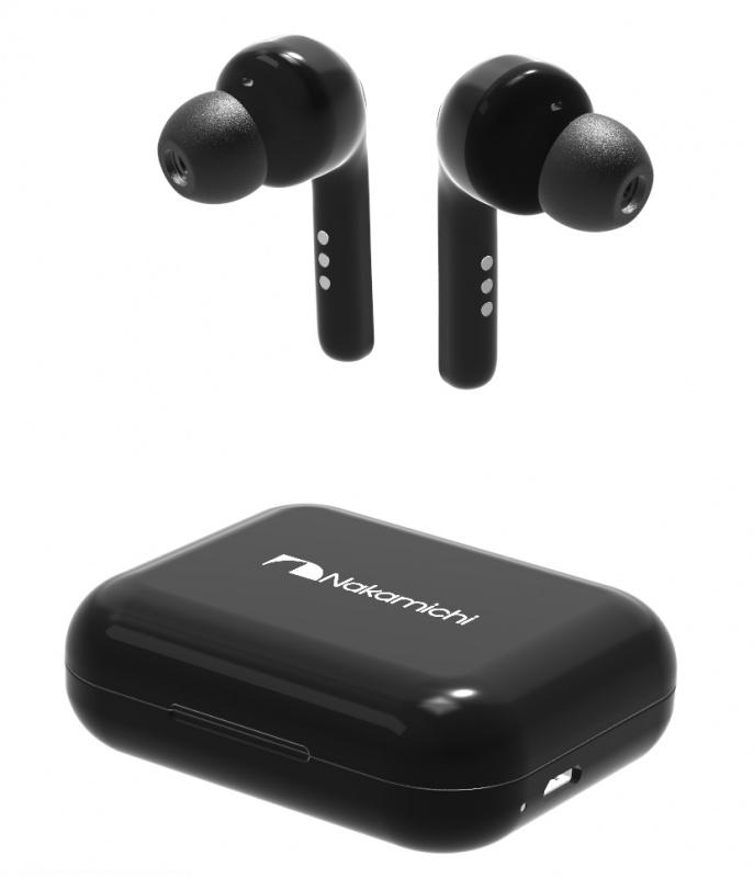 NAKAMICHI 無線藍牙耳機 TW5 PLUS