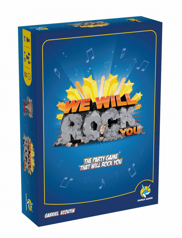We Will Rock You 搖滾節奏