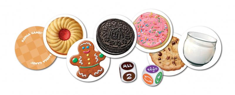 Toss Your Cookies 餅乾大戰