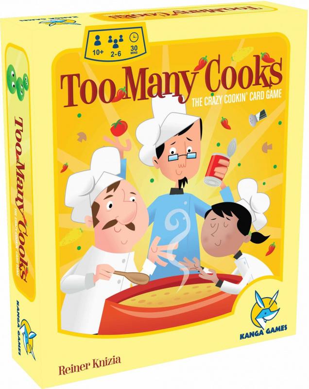 Too Many Cooks 料理廚王