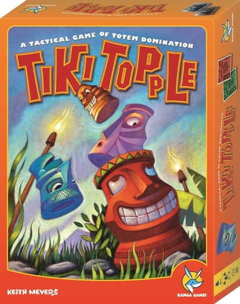 Tiki Topple 推倒提基