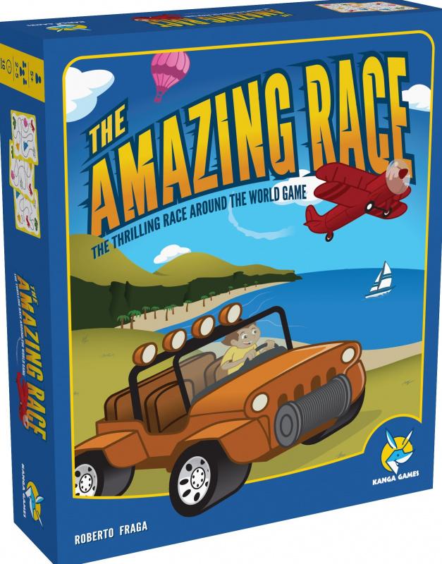 The Amazing Race 勇闖天下