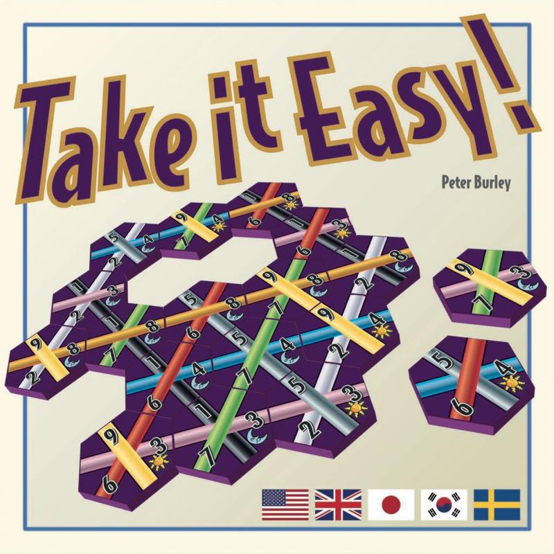 Take it Easy! English Ver.