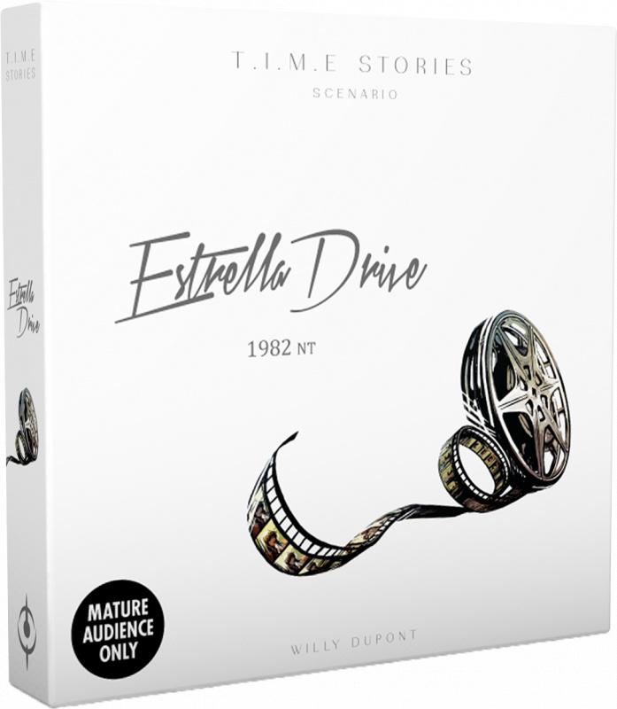 T.I.M.E Stories : Estrella Drive Eng Ver.
