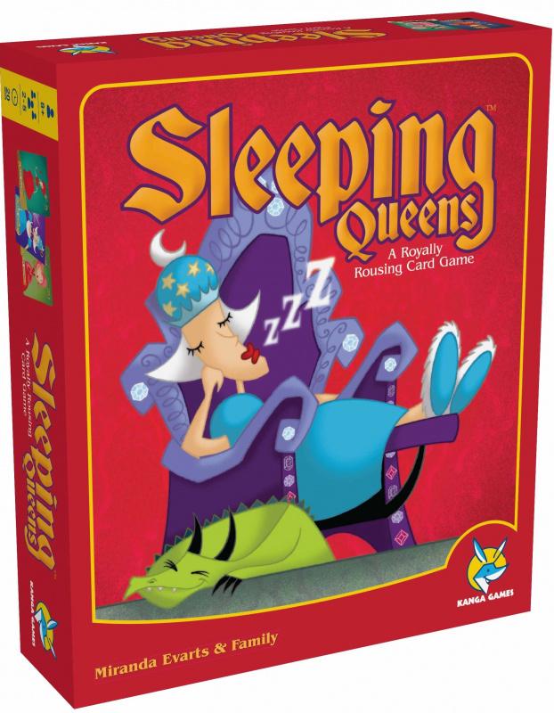 Sleeping Queens 沉睡皇后