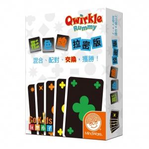 Qwirkle Rummy 形色牌-拉密版