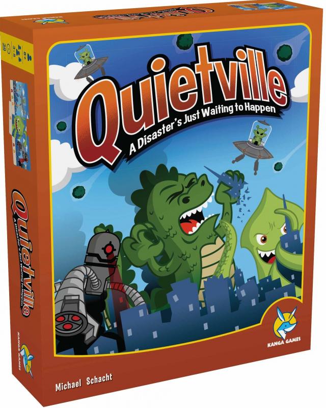 Quietville 寧靜小鎮