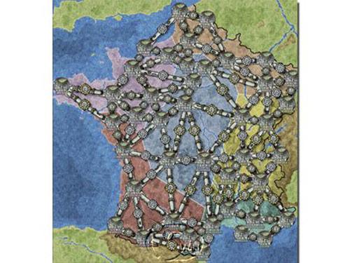 Power Grid Italy & France 電力公司 - 法義擴充