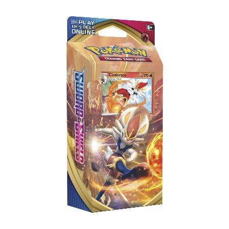Pokemon TCG SS1 Sword & Shield Theme Deck (Orange) 精靈寶可夢 國際版 SS1 預組 (橙)