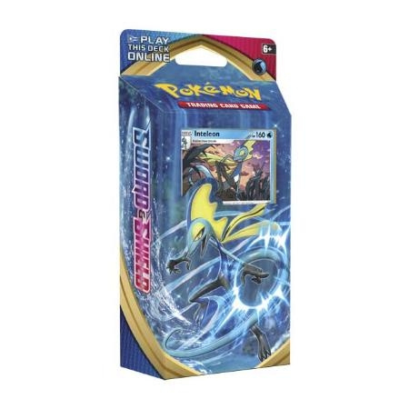 Pokemon TCG SS1 Sword & Shield Theme Deck (Blue) 精靈寶可夢 國際版 SS1 預組 (藍)
