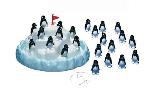Penguin Pile Up 冰山疊企鵝