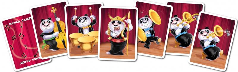 Panda Monium 熊貓大樂團