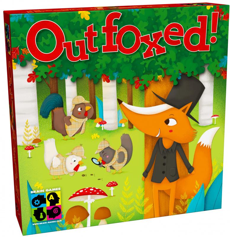 Outfoxed 狐作非為