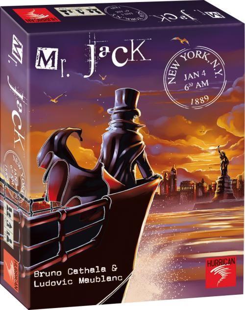 mr jack 口袋 版
