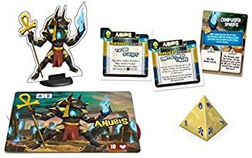 Monster Pack – Anubis 東京之王/紐約怪物包: 阿努比斯