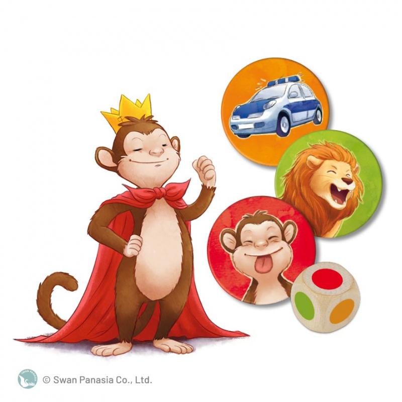 Manic Monkeys 猴戲擂台