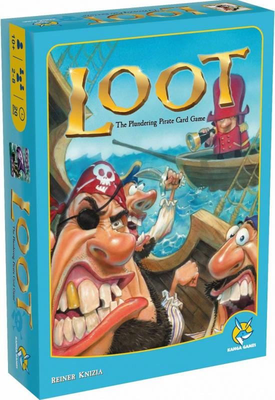 Loot Mini 星海奪寶