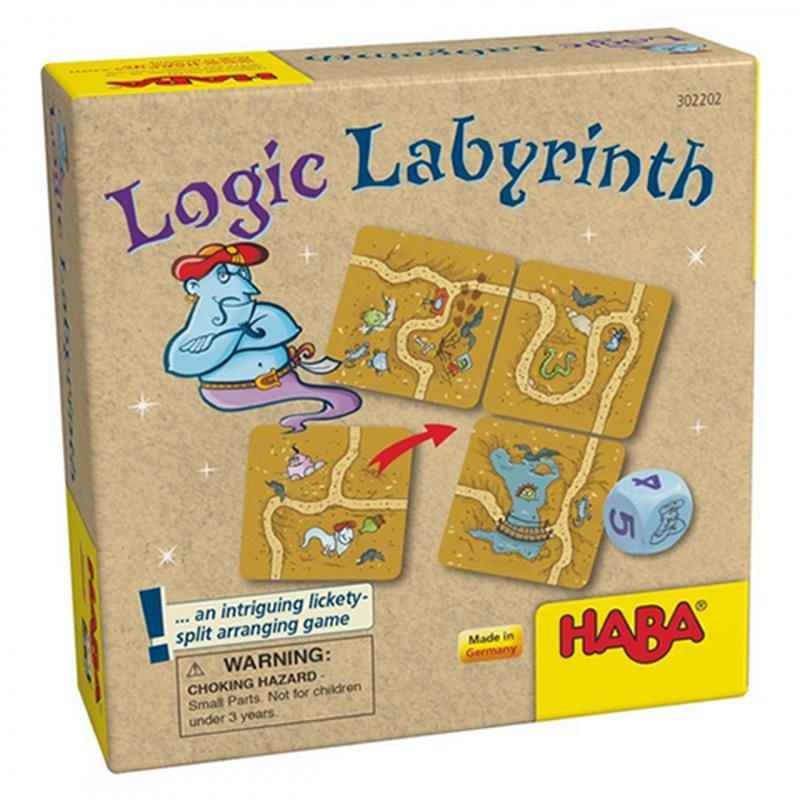 Logic Labyrinth