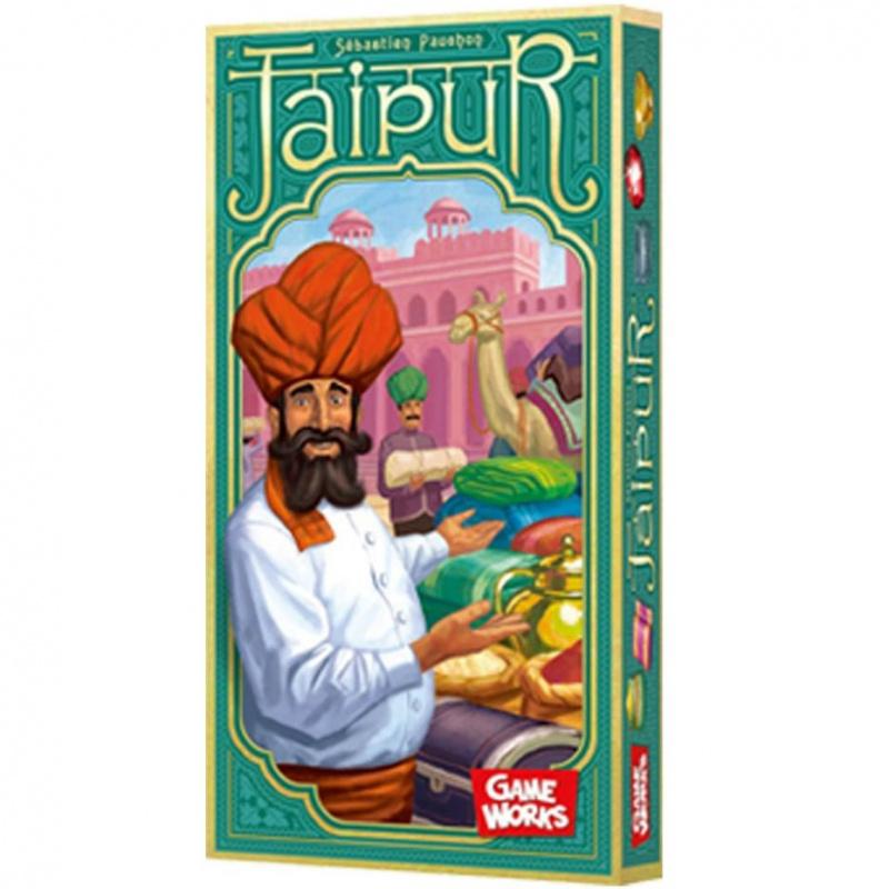 Jaipur 齋普爾商人