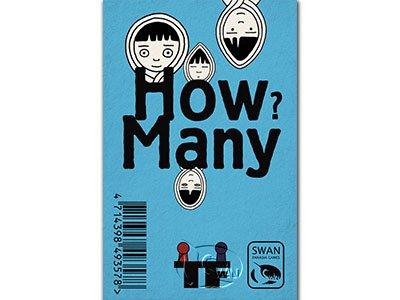 How Many? 有幾個? (英文/藍色)