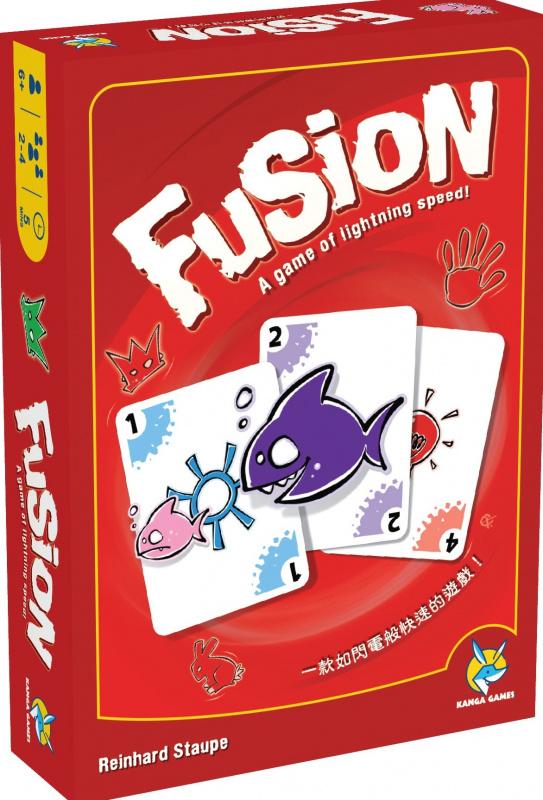 Fusion Mini 終極無影手 迷你版