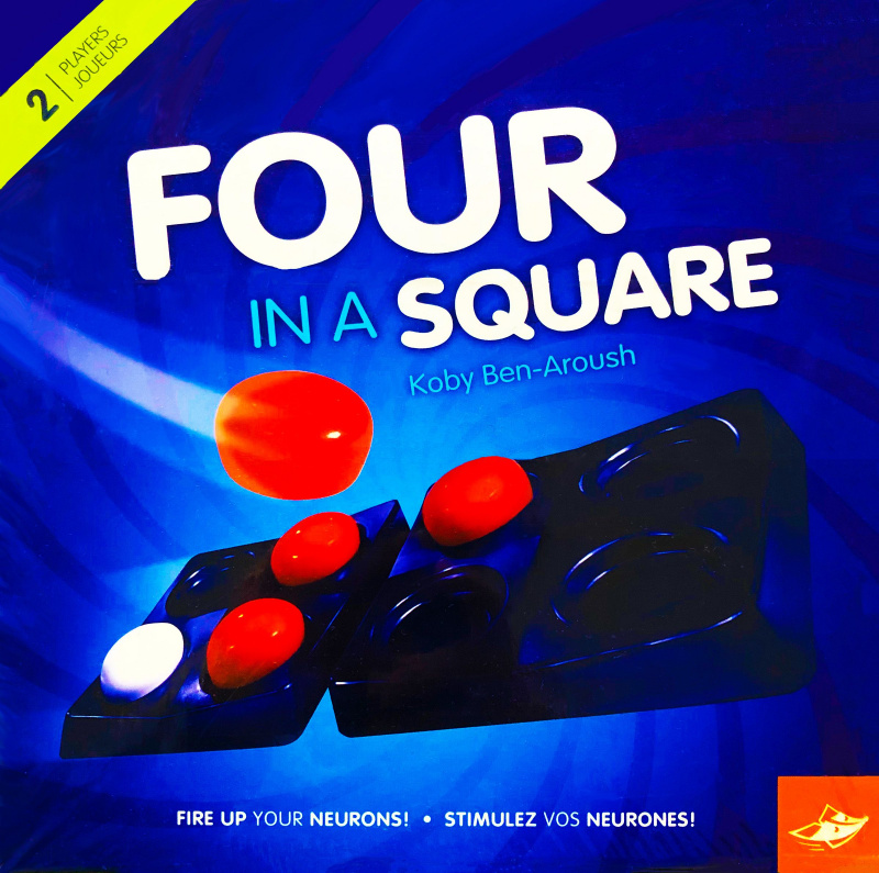 Four in a Square 統領四方
