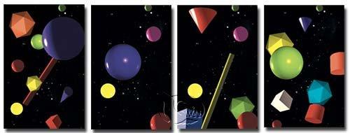 Dots 星球加法