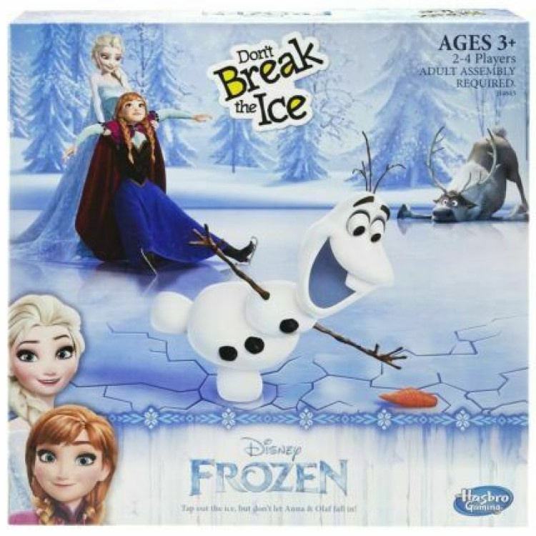 Don't Break Ice Frozen Edition