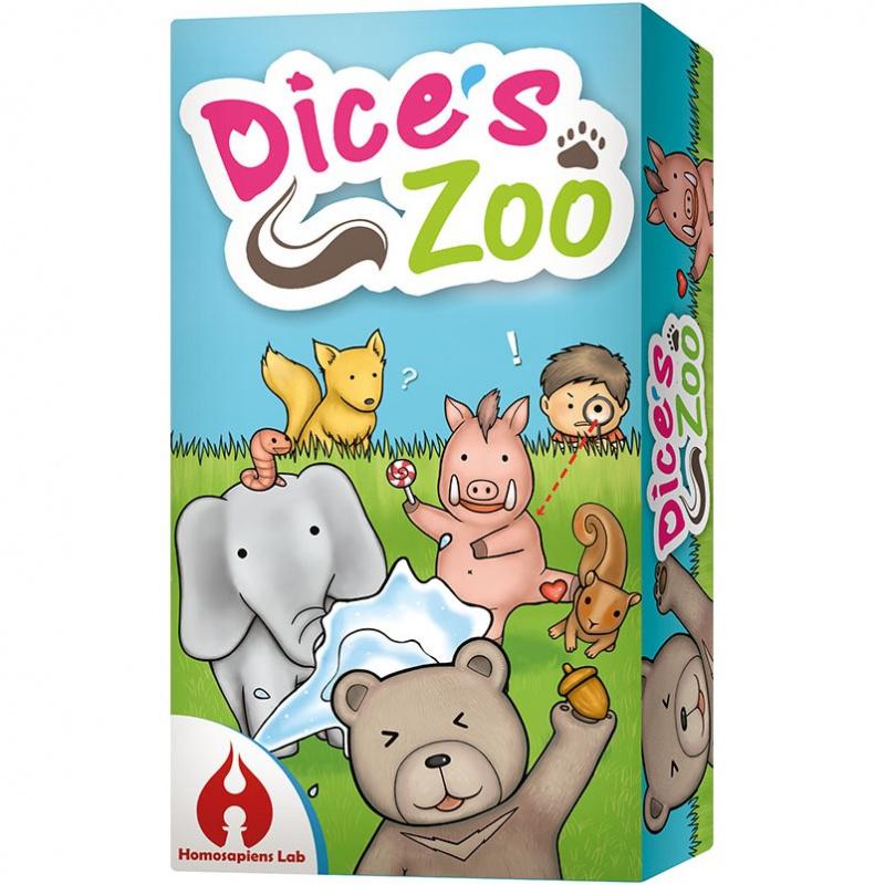 Dice's Zoo 骰子動物園