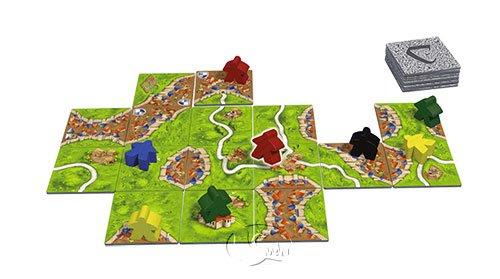 Carcassonne 2.0 卡卡頌2.0