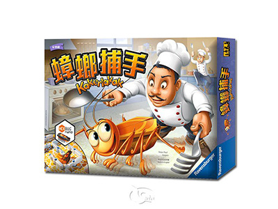 Bugs in the Kitchen 蟑螂捕手